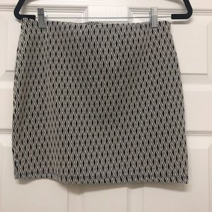 Zara Diamond Skirt